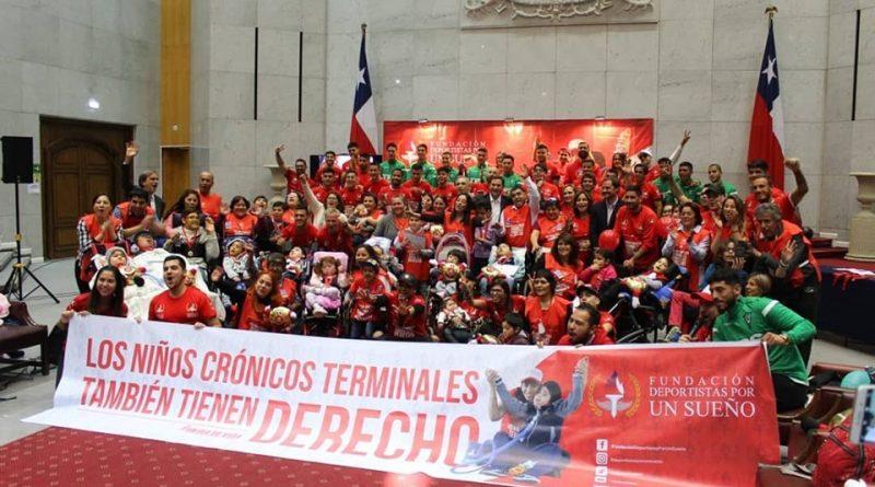 Fundación Deportistas por un Sueño