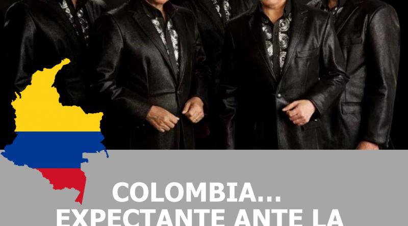 Los Tigres del Norte en Colombia