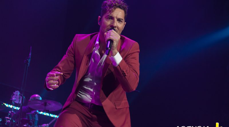 David Bisbal en Chile
