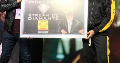 Pedro Capo «He tenido logros bonitos pero esto es un paso inmenso»