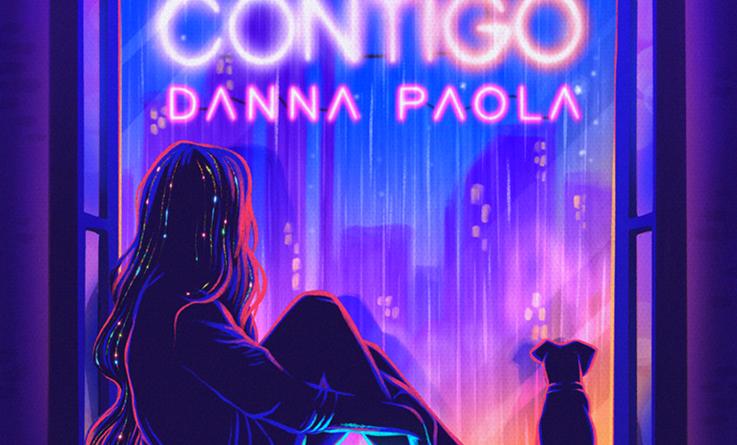 DANNA PAOLA TE INVITA A SUMARTE AL #CONTIGOCHALLENGE
