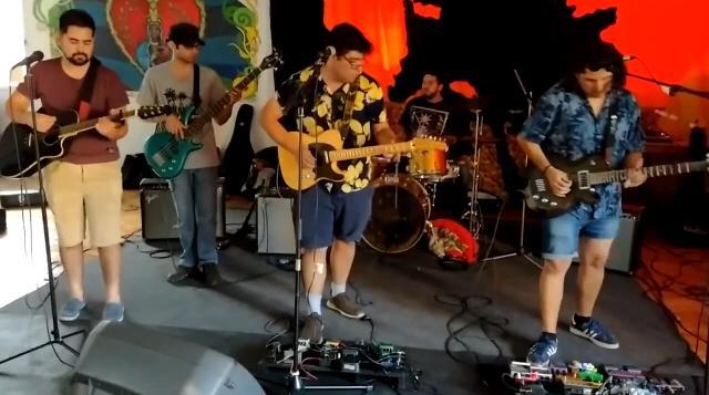 La banda Corriente Cadencia se reintegra a la música