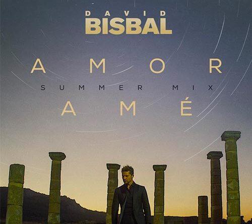 David Bisbal presenta su single 'Amor Amé' en una nueva versión