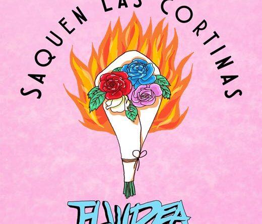 """Escucha """"Saquen Las Cortinas"""", el nuevo single de Fluidea"""