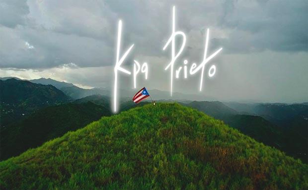 La banda puertorriqueña de rock Kpa Prieto