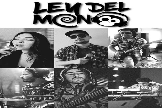 Ley del Mono con su Estilo de Musica Funk