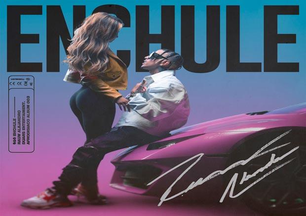 """Rauw Alejandro presenta""""Enchule"""", su nuevo single"""