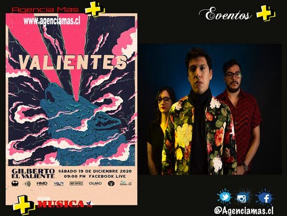 """Gilberto El Valiente tras una larga """"gira digital Valiente"""""""