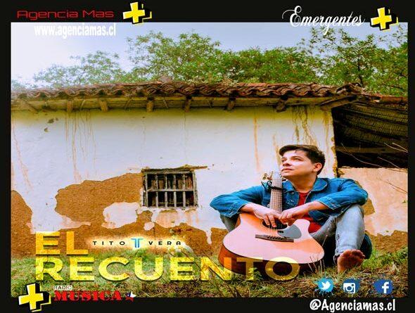 El cantautor colombiano Tito Vera lanza El recuento