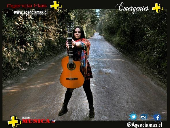 Vivi San Martín le canta a la naturaleza de la península de Hualpén