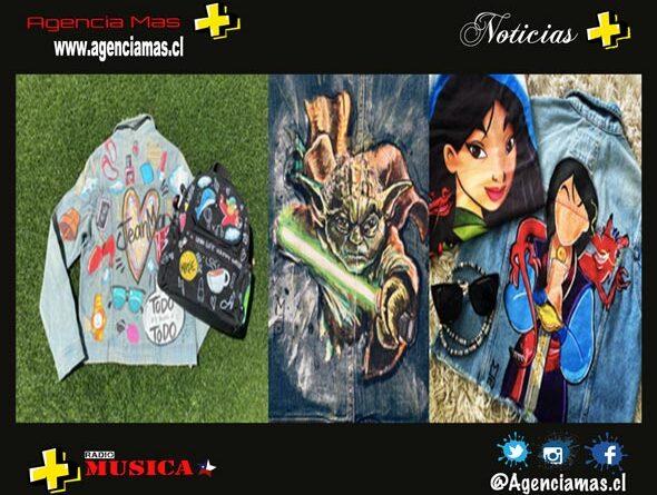 GnGBoutique trae la tendencia de la ropa personalizada a Chile