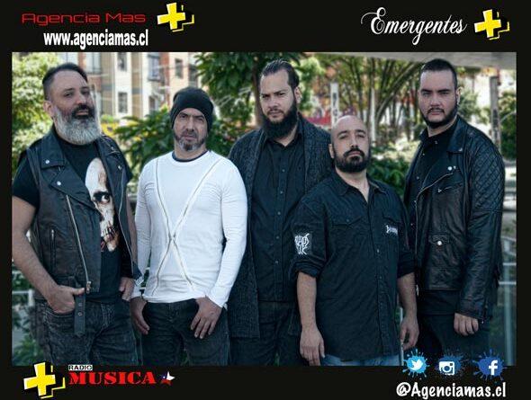 La banda colombiana Antártica lanza Detrás de ti
