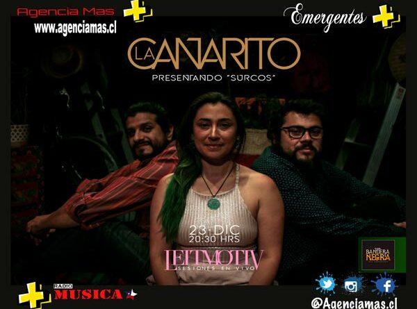 La Canarito nos presenta Surcos, su nueva era en la música