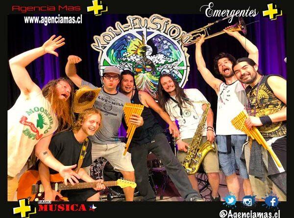 Desde Canadá la banda chilena Kon-Fusión presenta su nuevo single