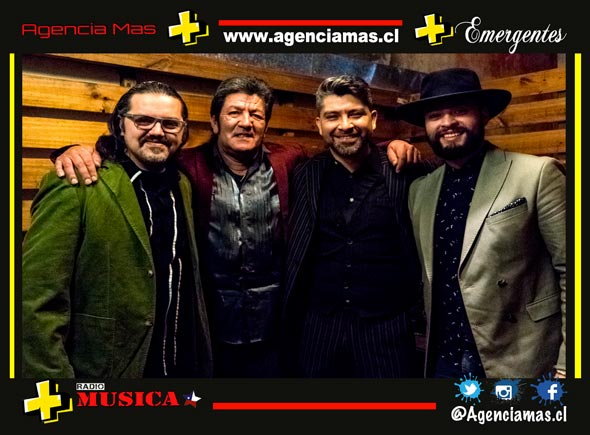 Ángel Parra, Carlos Figueroa y más en nuevo álbum de Vintage