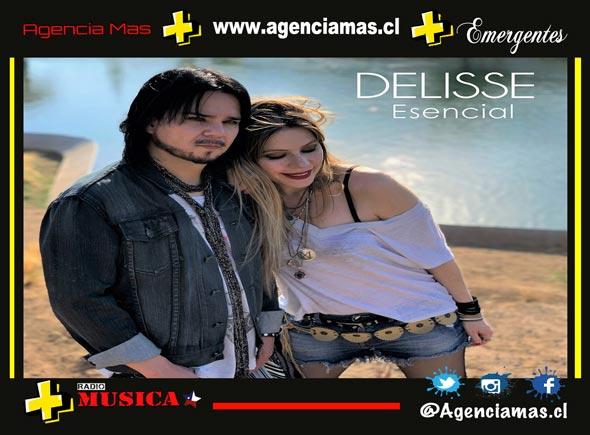 """Delisse firma con sello en México y lanza """"Esencial"""""""