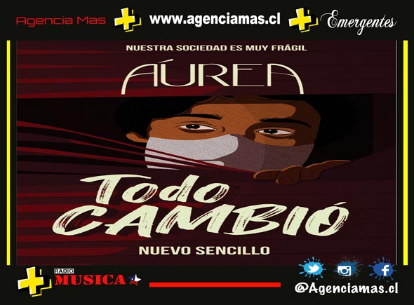 Áurea presenta Todo Cambió