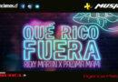 """Ricky Martin adelanta su nuevo sencillo """"Que rico fuera"""" junto a Paloma Mami"""