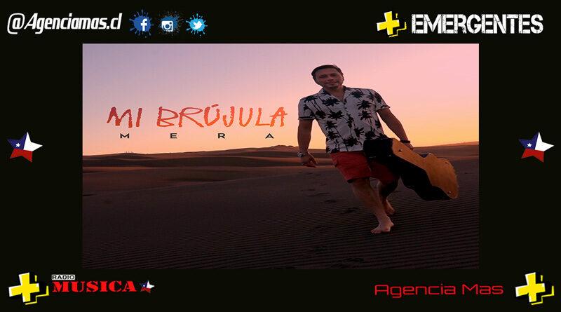 """Mera propone una declaración de amor en nuevo single """"Mi Brújula"""""""