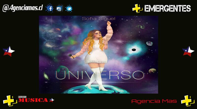 """Sofia Siguel lanza su esperado disco """"Universo"""""""