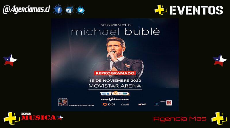 ¡El Tour Sudamericano de Michael Bublé !!