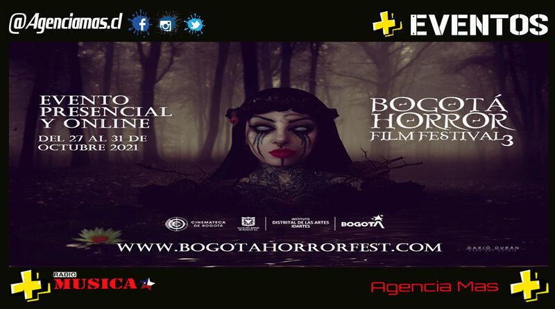 Así será el Bogotá Horror Film Festival 2021