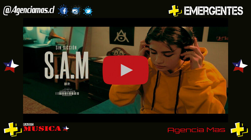 Sin Dicción lanza 'S.A.M.' Una canción visceral