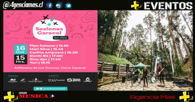 Parque Cerro Caracol ofrecerá  variada parrilla de artistas del Biobío